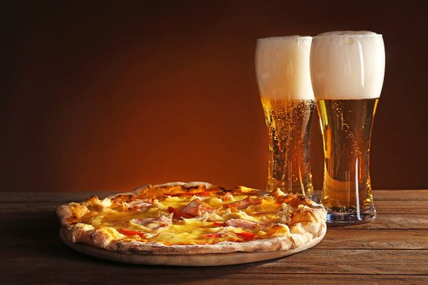 Pizza and Beer Pairing