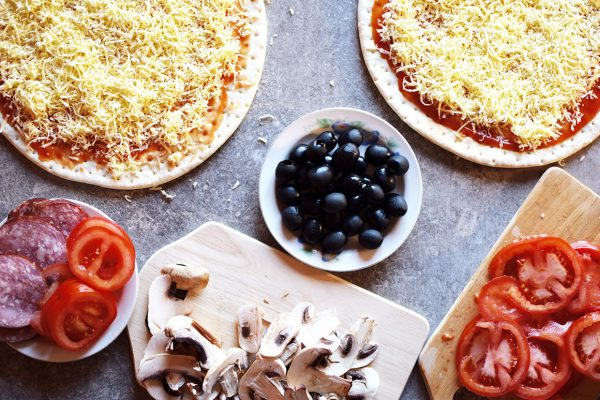 Quality Pizza Toppings